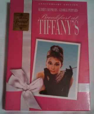 Breakfast at Tiffany 's DVD Movie NEW