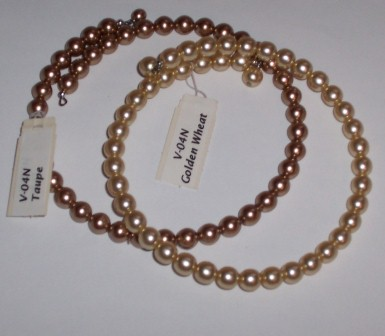Pearl Coil Necklace