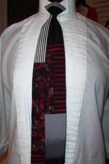 Clip Neck Tie