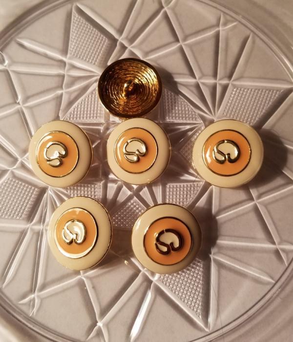St John Designer Buttons