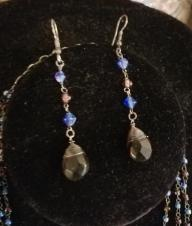 Blue Amber Set